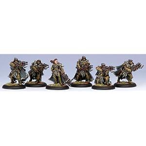 Privateer Press – Hordes – Circle Orboros: Reeves of Orboros Unit Box Model Kit