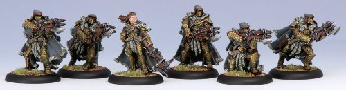 Privateer Press - Hordes - Circle Orboros: Reeves of Orboros Unit Box Model Kit