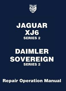 jaguar xj6 workshop repair manual download 1986 1994