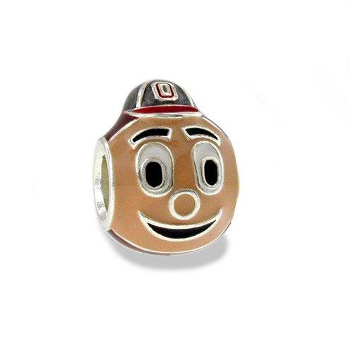 Ohio State Brutus Buckeye Bead product image