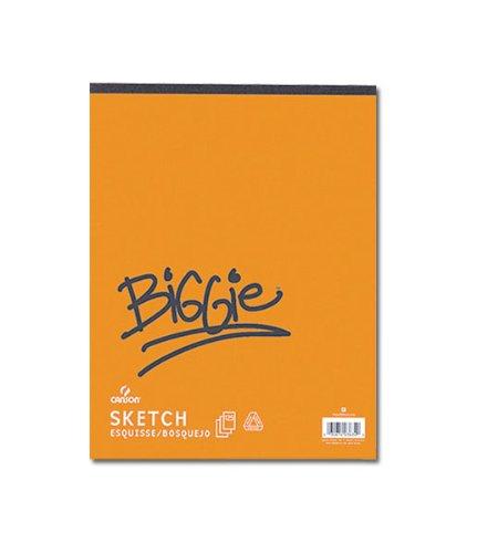 Canson Biggie Sketch Pads 18 in. x 24 in. pad of (Biggie Pads)
