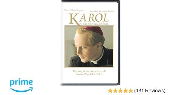 Amazoncom Karol A Man Who Became Pope Giacomo Battiato