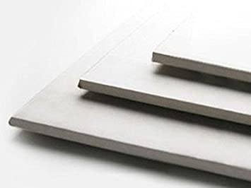 Gyproc Plasterboard Sheets 2400mm x 1200mm x 12.5mm Square Edge - Free Delivery Unbranded
