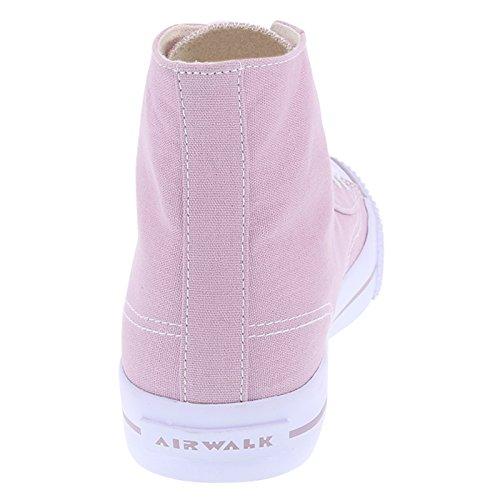 Airwalk Femmes Legacee Haute-mauve Toile