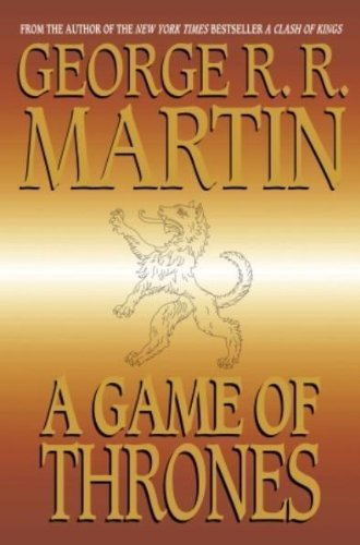 A Game Of Thrones Novel   Book 1  A Game Of Thrones  Pb  By Bantam Books