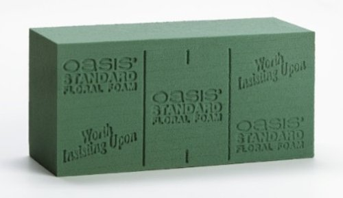 Oasis Floral Foam Bricks Standard Maxlife Pack of 4