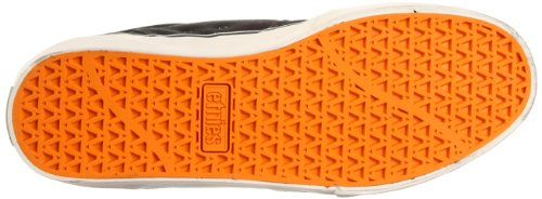 ETNIES Skate Skateboard Shoes BARGE LS Green/Orange