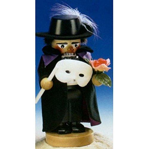 Steinbach Chubby Phantom of the Opera German Nutcracker