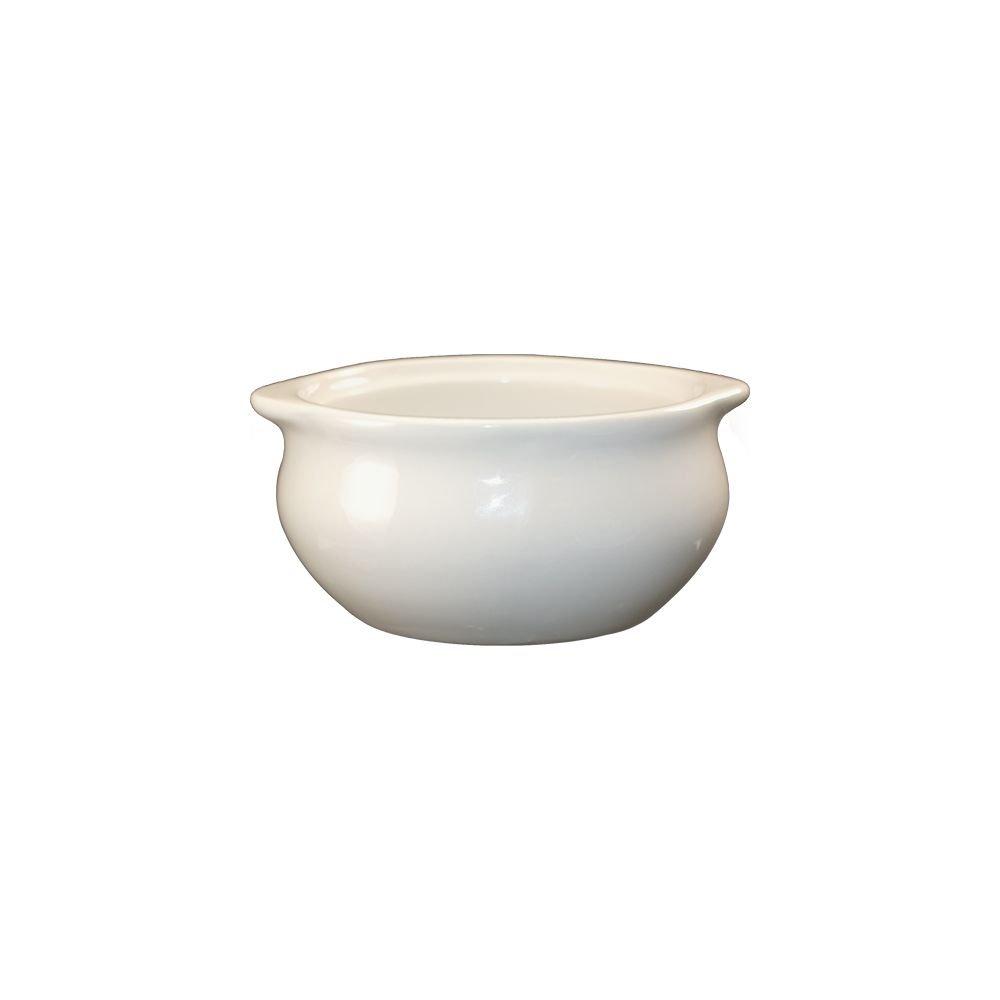 International Tableware OSC-12-AW 12 Oz Onion Soup Crock - 48 / CS