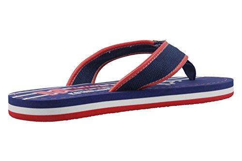 MUSTANG - Herren Zehentrenner - Blau Schuhe in Übergrößen