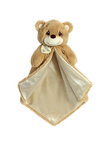 Aurora World Precious Moments Luvster Blanket Charlie Bear Plush (Adorable Russ Plush Bear)