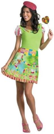 Disfraces para todas las ocasiones DG25670N Candyland adultos Sm 4 ...
