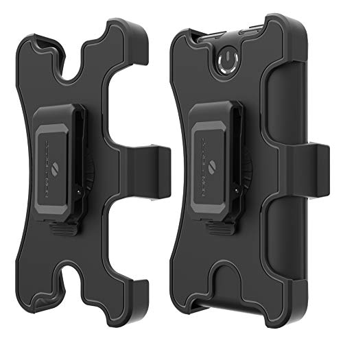 Belt Clip Holster for ZeroLemon ToughJuice 30000mAh Portable Battery Charger (Battery Charger is not Included) - Black