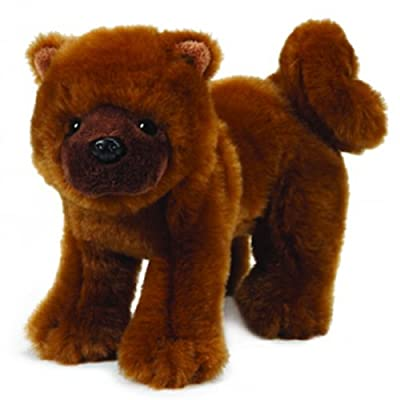 "Webkinz Chow Chow 8.5"" Plush: Toys & Games"
