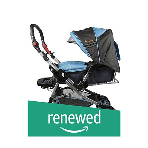 (Renewed) Infanto D'Zire Baby Stroller (Pink)