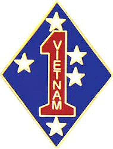 1st Marine Division Vietnam Small Hat ()