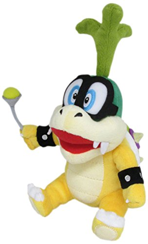 Little Buddy Super Mario Series Iggy Koopa 8