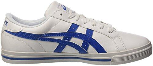 Classic Blue Gymnastik White Classic Asics Erwachsene Tempo Bianco Unisex F6ZEnqT