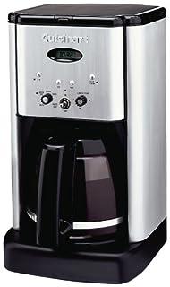 Cuisinart DCC-1200C Brew CentralTM 12-Cup Programmable Coffeemaker (B0000W11CO)   Amazon price tracker / tracking, Amazon price history charts, Amazon price watches, Amazon price drop alerts