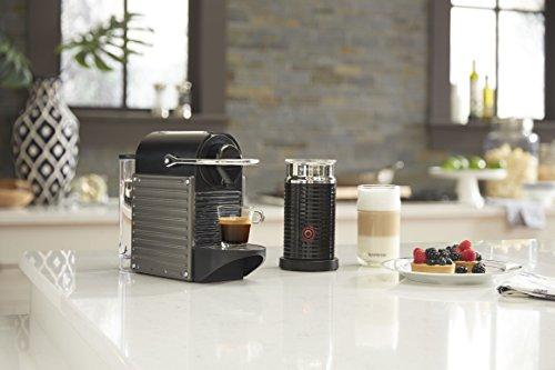 Large Product Image of Breville BEC450TTN1AUC1 Pixie Espresso Machine, Titan