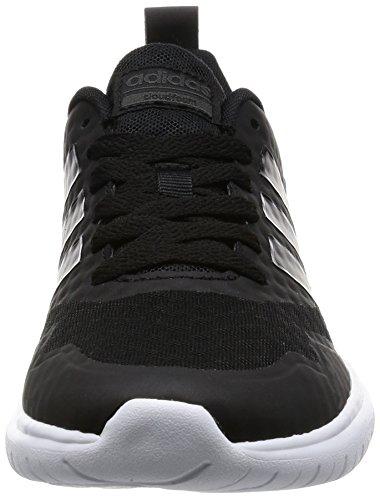 schwarz W Flex Cloudfoam Sneaker Lite adidas Damen Onqg76xz
