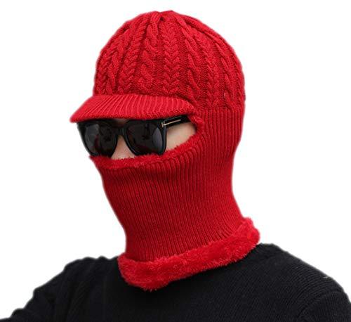 Acvip Homme Bonnet Rouge Unique Taille YCP80nO