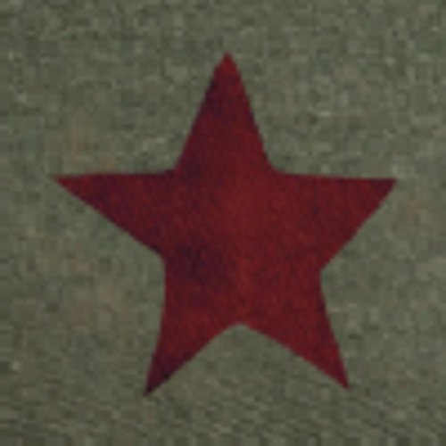 7a62b7aecd9 Rothco Vintage Olive Drab Fatigue Cap with Red Star - Buy Online in UAE.