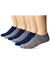 adidas Men's Superlite No Show Socks (Pack of 6)