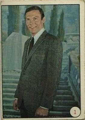 1966 Topps Batman Bat Laffs (Non-Sports) card#1 Bruce Wayne of the Grade Excellent from Topps