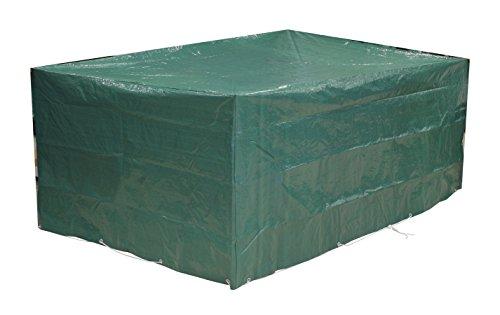 Kronenburg Premium Schutzhülle 120 gr. Sitzgruppe Abdeckhaube 242 x 162 x 100 cm