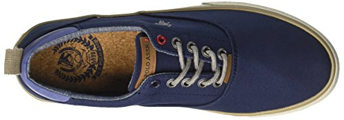 U.S.POLO ASSN. Men's Theo Trainers Blue (Dark Blue Dkbl) sale 100% authentic low shipping cheap price discount nicekicks spY7P