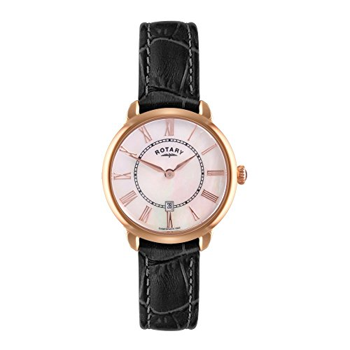 Ladies Rotary Watch LS02919/41 With Mother of pearl Dial
