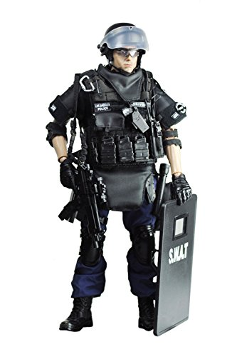Phicen 1/6 SWAT Team Bendable Soldier Figure Model Collection Military Toys - Point Man