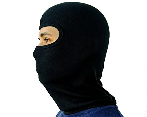 Balaclava (2-Pack) Outdoor Snowboard Ski Wind Stopper Motorcycle Biker Extreme Sport Face Neck Mask for Men and (Skull Sock Mask)