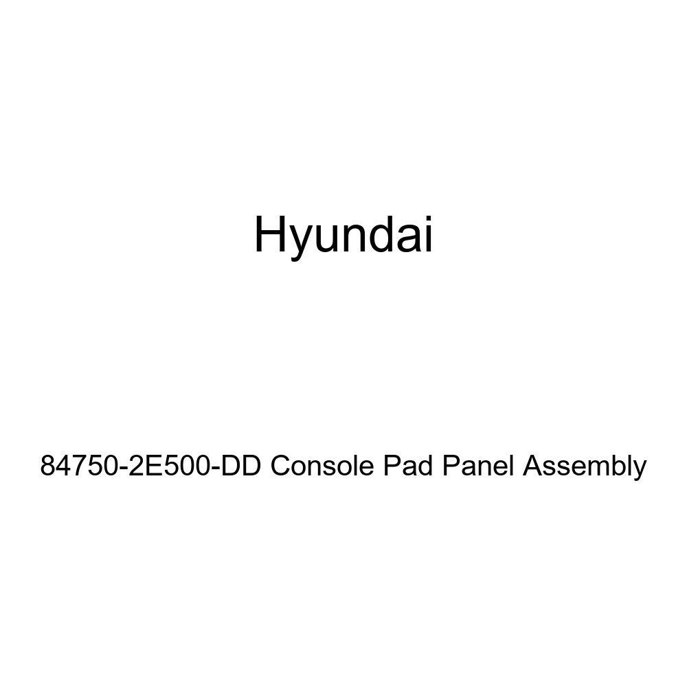 Genuine Hyundai 84750-2E500-DD Console Pad Panel Assembly
