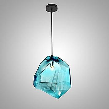 glass pendant lighting fixtures. lovedima stone 1light mini colorful glass pendant light ceiling lighting fixture lampblue fixtures