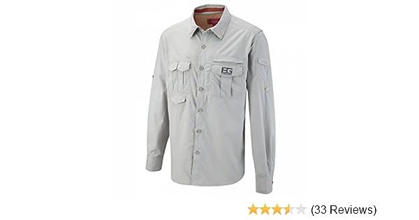 605f8044 Amazon.com : Bear Grylls Men's Bear Adventure Long Sleeve Shirt : Hiking  Shirts : Clothing