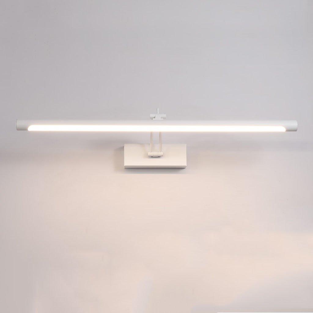 badezimmerlampe Spiegel-Scheinwerfer-Weiß-Badezimmer-Spiegel-Scheinwerfer-Spiegel-Kabinett-spezielle Lampe Einfache moderne Spiegel-Kabinett-Licht-Verfassungs-Lampe Schminklicht