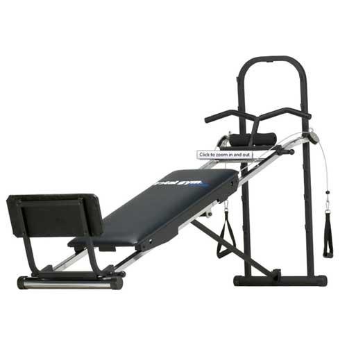 Amazon.com : total gym 14000 home gym : sports & outdoors