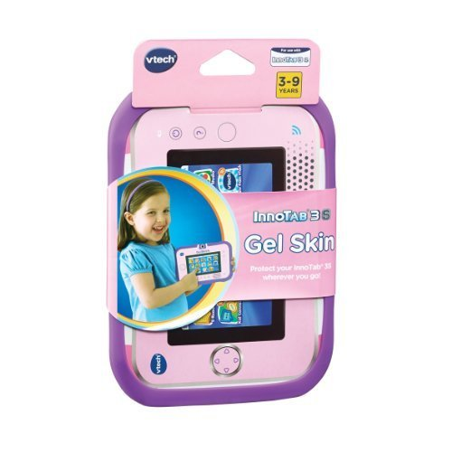 VTech InnoTab 3S Gel Skin (Purple)