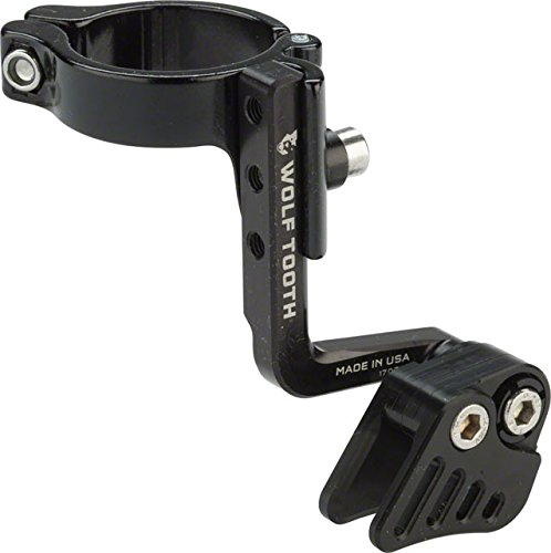 Wolf Tooth Components Gnarwolf Chainguide Seat Tube Clamp, 34.9mm by Wolf Tooth Components