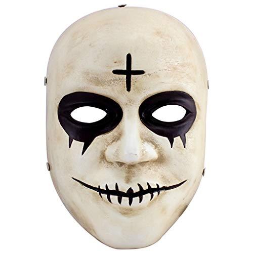 Masks Halloween Christmas Human Clearance Plan Movie Theme