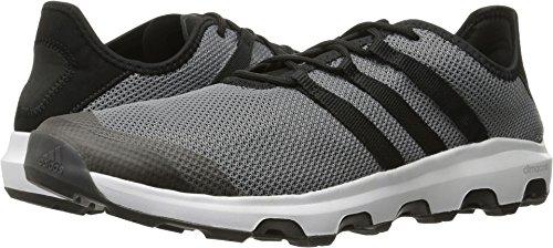 847e5179d1e8 adidas outdoor Men s Terrex Climacool Voyager Water Shoe Grey Black White  9.5 ...