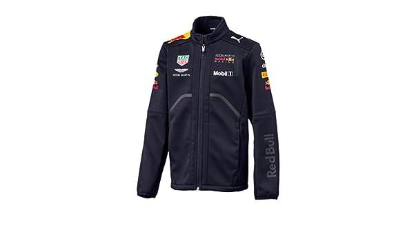 Red Bull Aston Martin Racing F1 Puma Niños Soft Shell ...