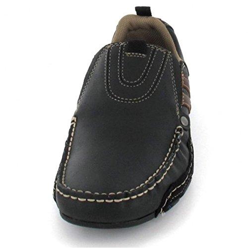 Dockers Slipper, Farbe: Schwarz