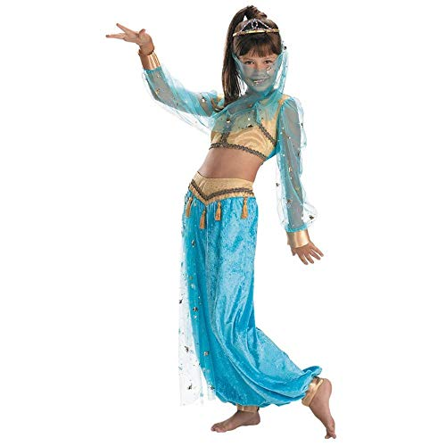 Mystical Genie Child Costume - Medium -
