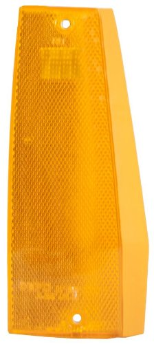 (OE Replacement Jeep Cherokee/Wagoneer/Pickup Front Passenger Side Marker Light Assembly (Partslink Number CH2551113))