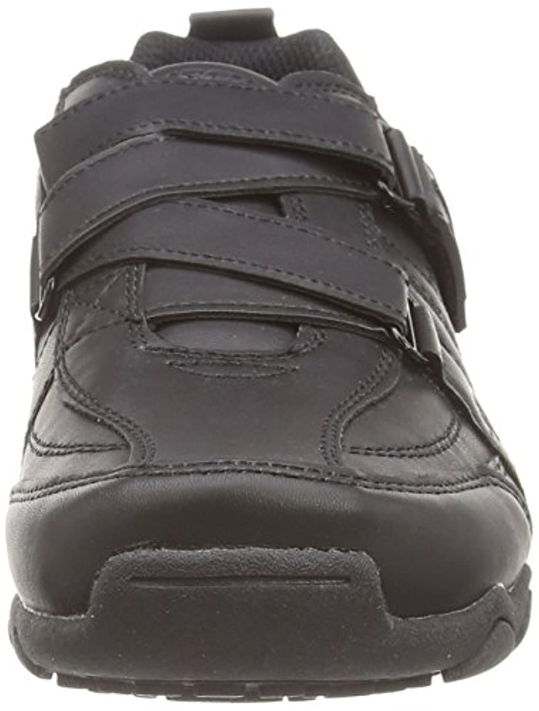 Skechers Diameter - Landon, Boys' Low-Top Sneakers, Black (Black), 1.5 UK (34 EU)