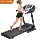 Folding Electric Treadmill Incline Motorized Running Machine Home Gym Exercise (Type-3 Treadmill(G-Fit APP))