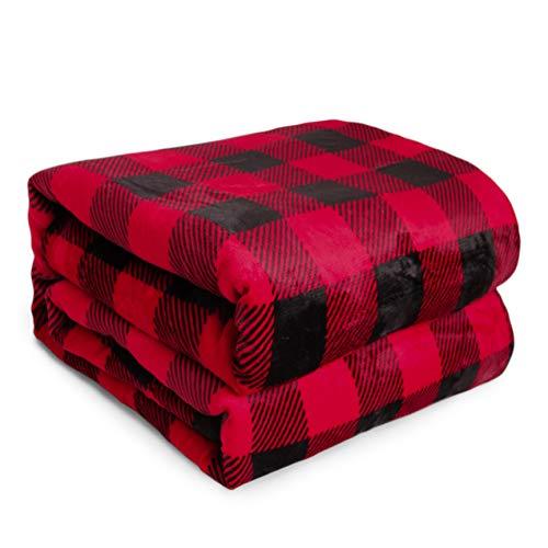 HoroM Fluffy Blanket Blankets Buffalo